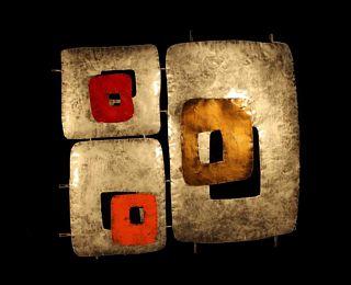 """Abstrait """"carré ajouré"""""""