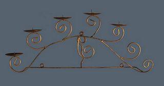 "Bougeoir mural ""Finezia"""