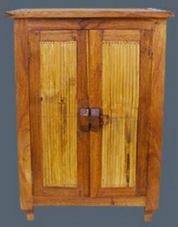 Petite armoire 2 portes