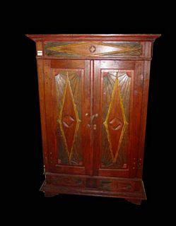 """Armoire antique """"Madura"""""""