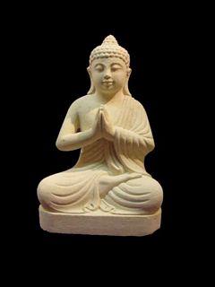 Bouddha assis