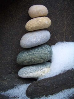 détail de réalisation zen